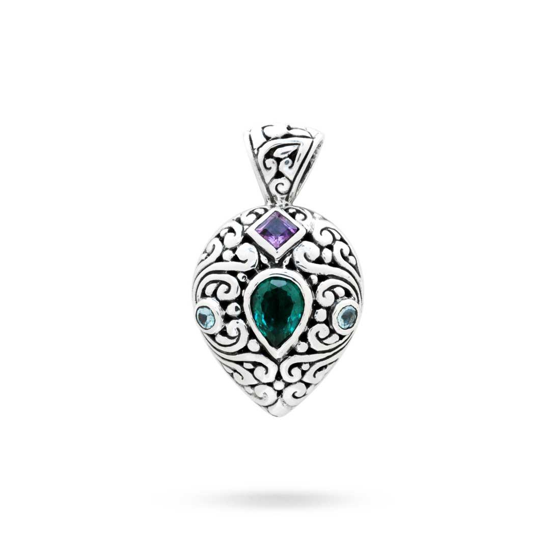 Bali Jewelry Bali Motif SP546-1 Gallery 1