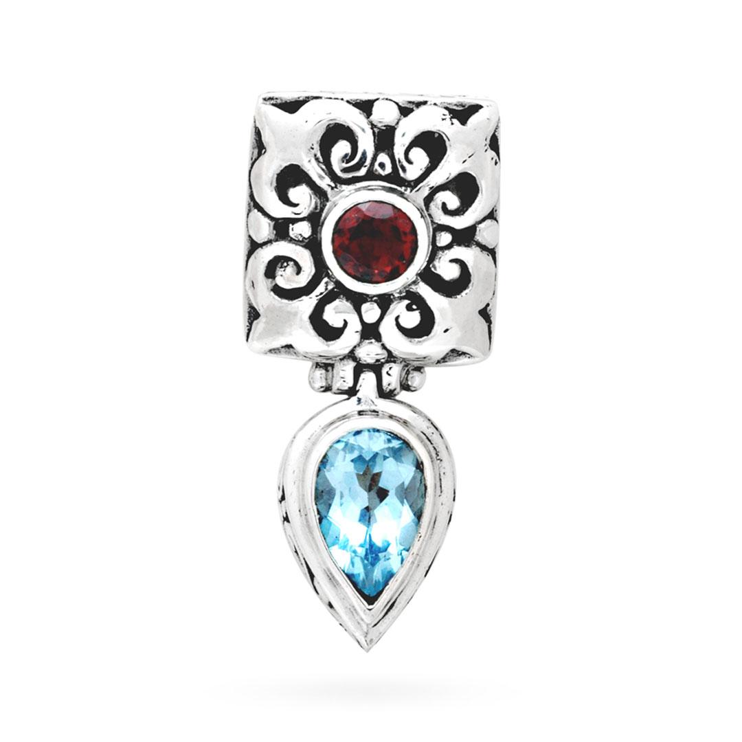 Bali Jewelry Bali Motif SP571BtGa Gallery 1