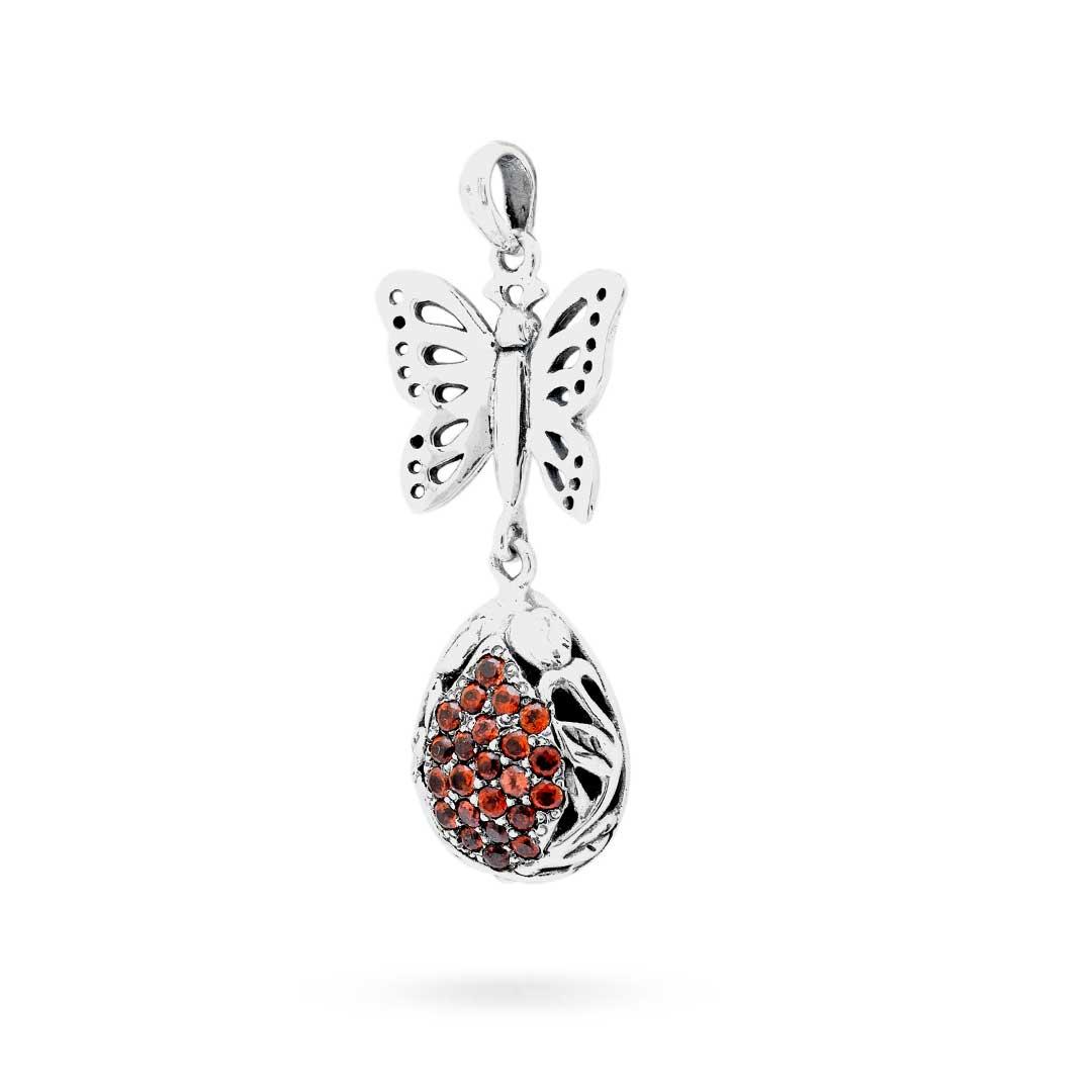 Bali Jewelry Butterfly SP599Ga Gallery 2