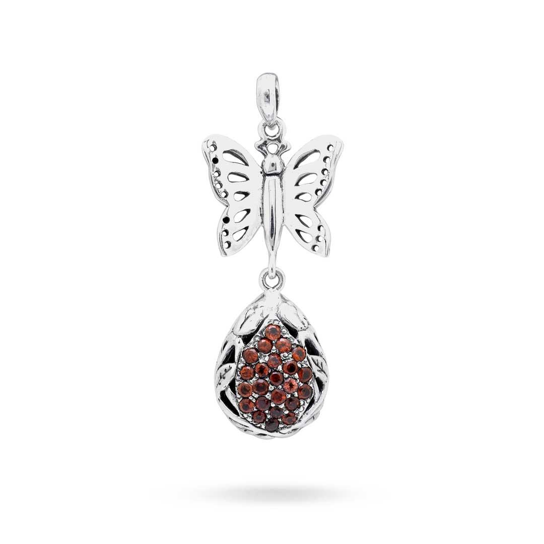 Bali Jewelry Butterfly SP599Ga Gallery 1