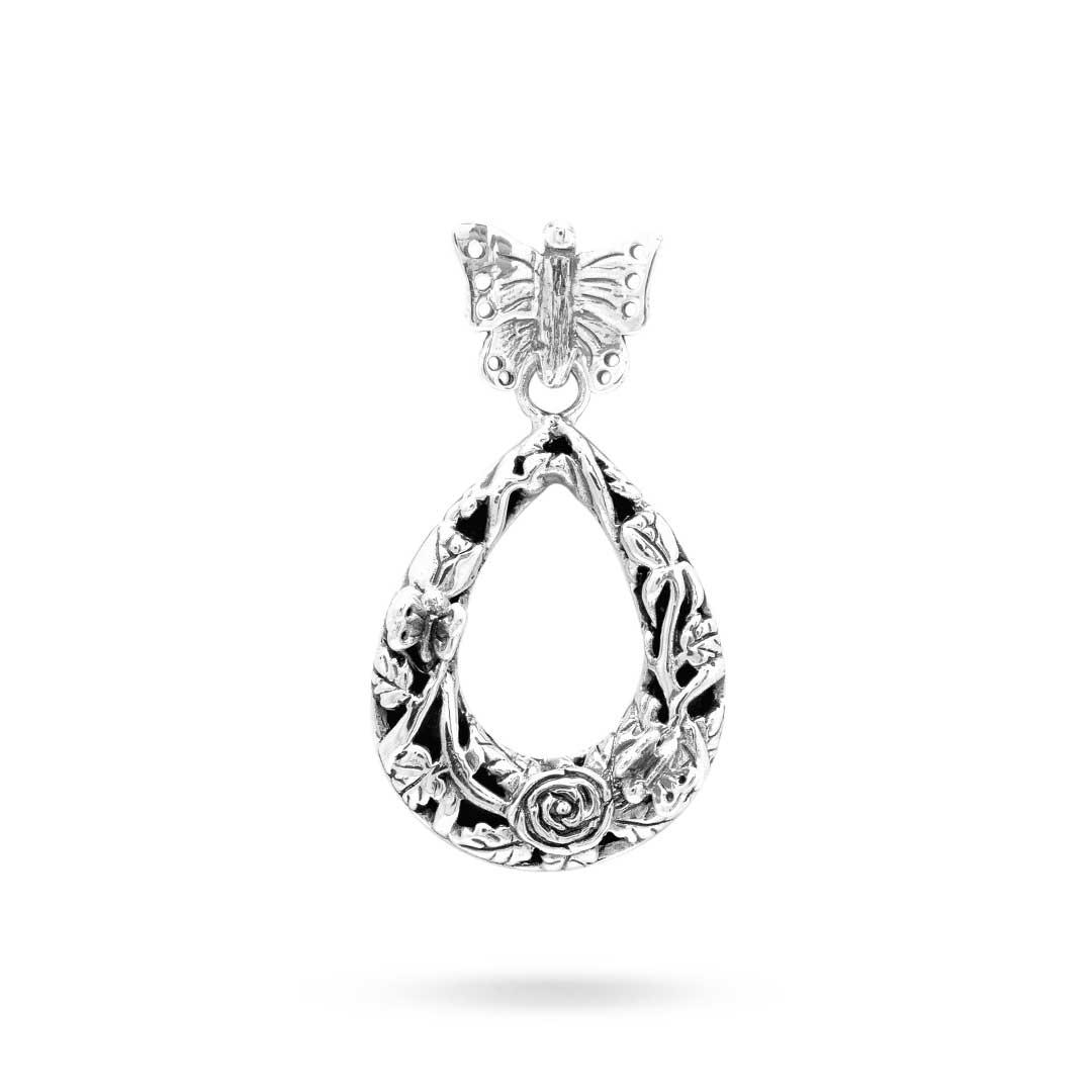 Bali Jewelry Butterfly SP600-3 Gallery 1
