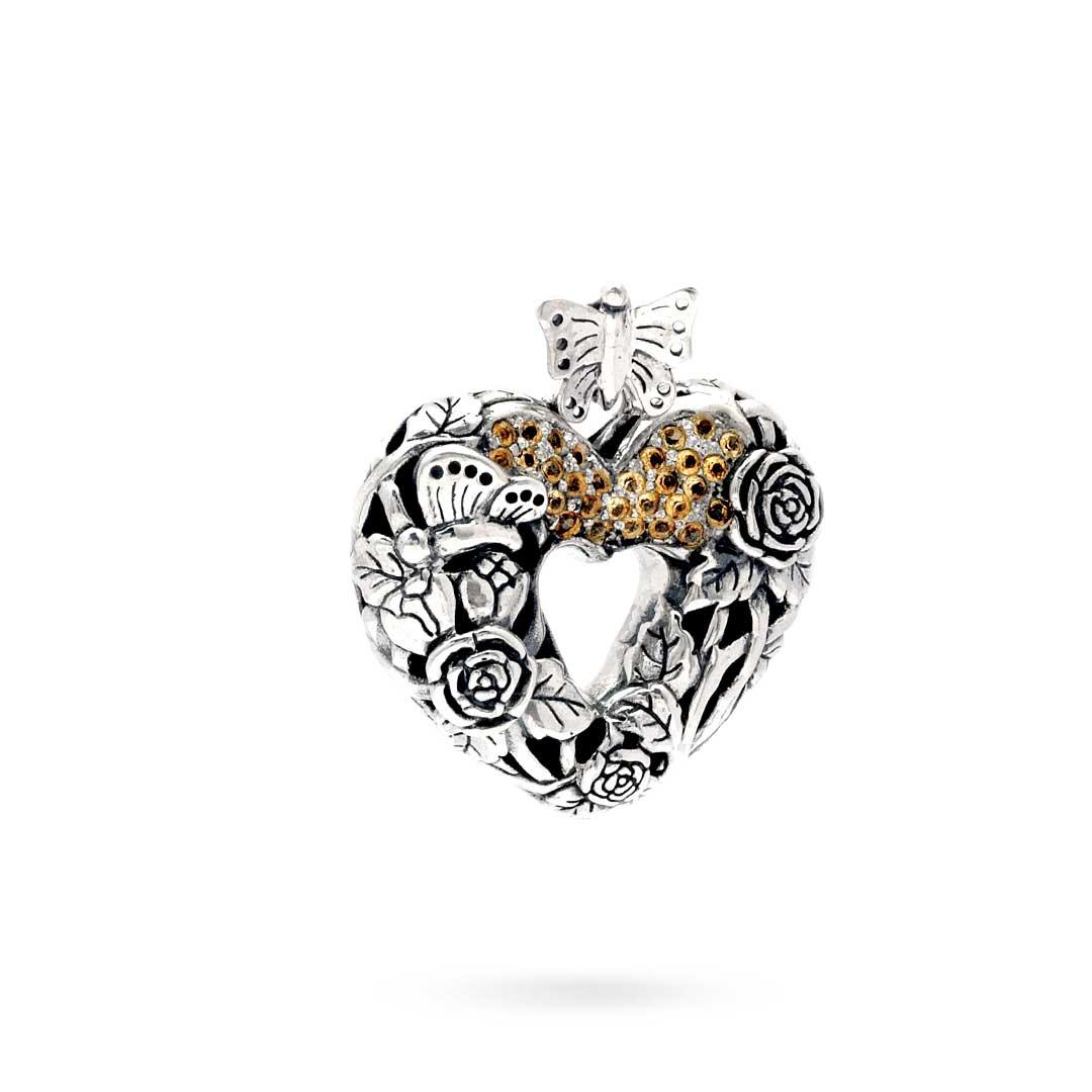 Bali Jewelry Butterfly SP613Ct Gallery 2