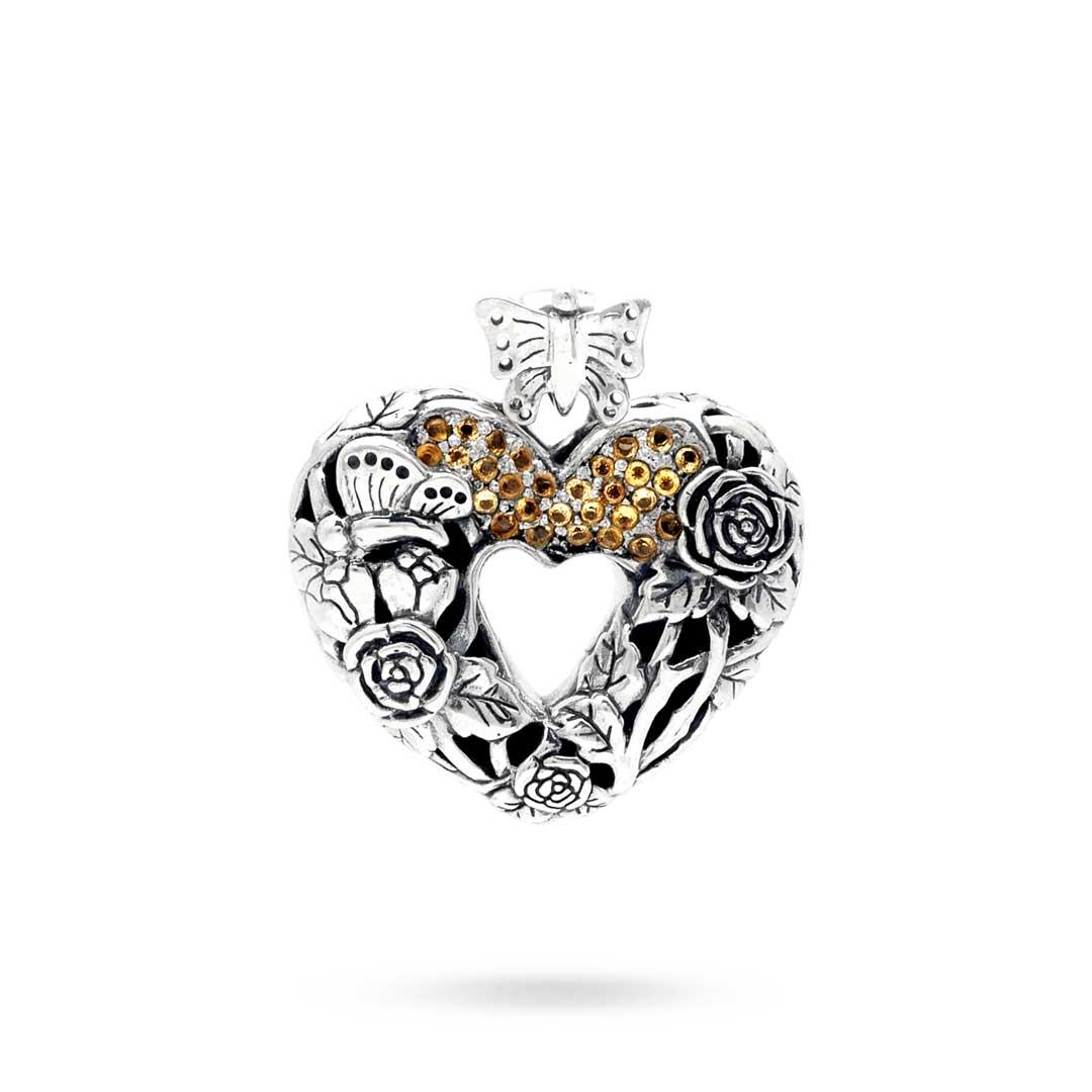 Bali Jewelry Butterfly SP613Ct Gallery 1
