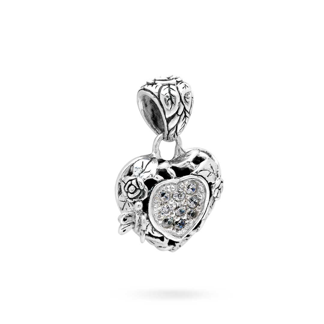 Bali Jewelry Butterfly SP634Cz Gallery 2