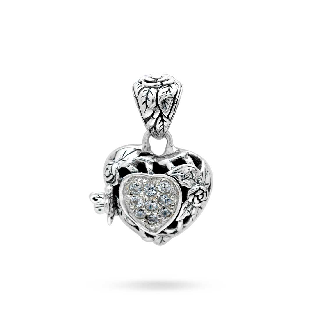 Bali Jewelry Butterfly SP634Cz Gallery 1