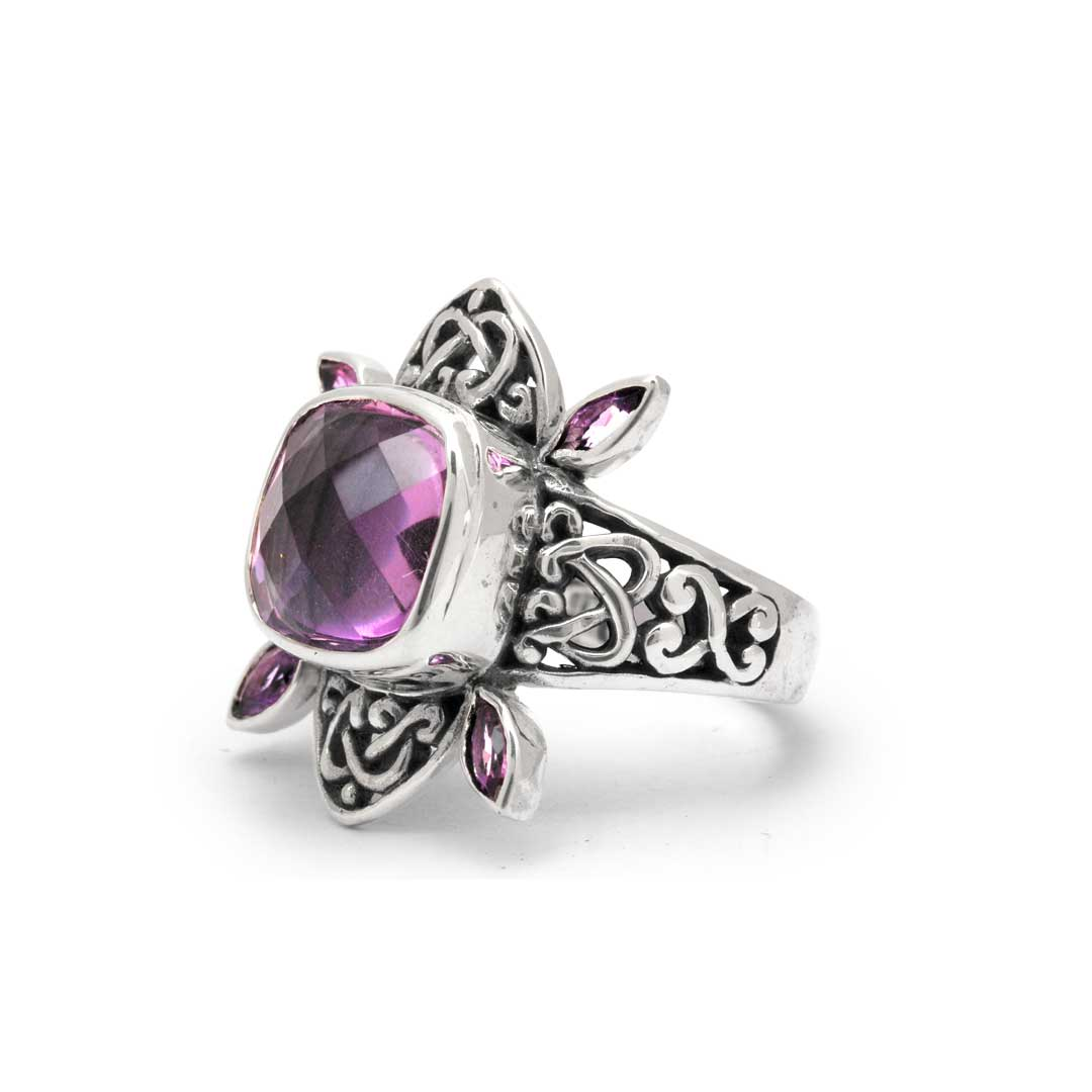 Bali Jewelry Celtic SR054-4Amq Gallery 2