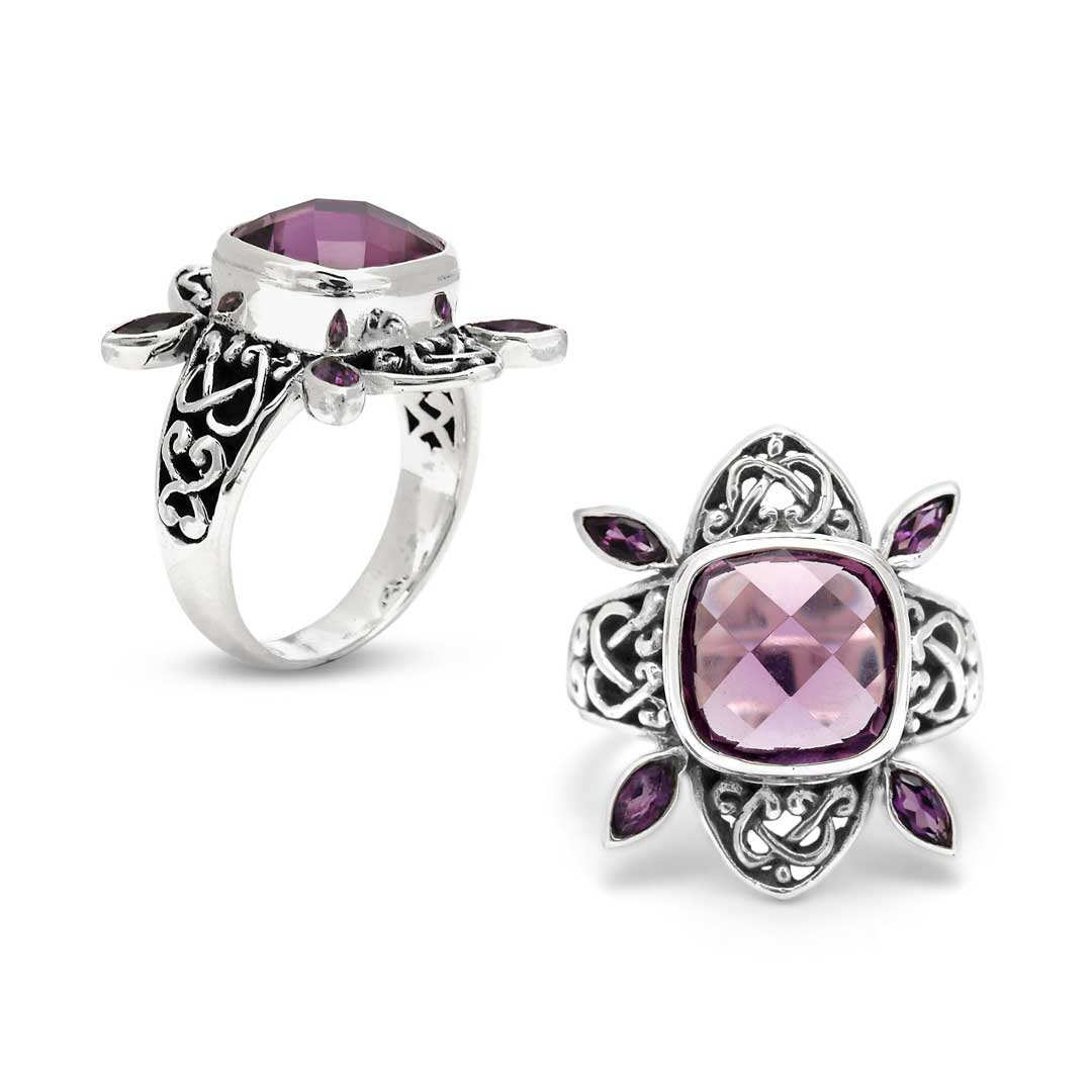 Bali Jewelry Celtic SR054-4Amq Gallery 1