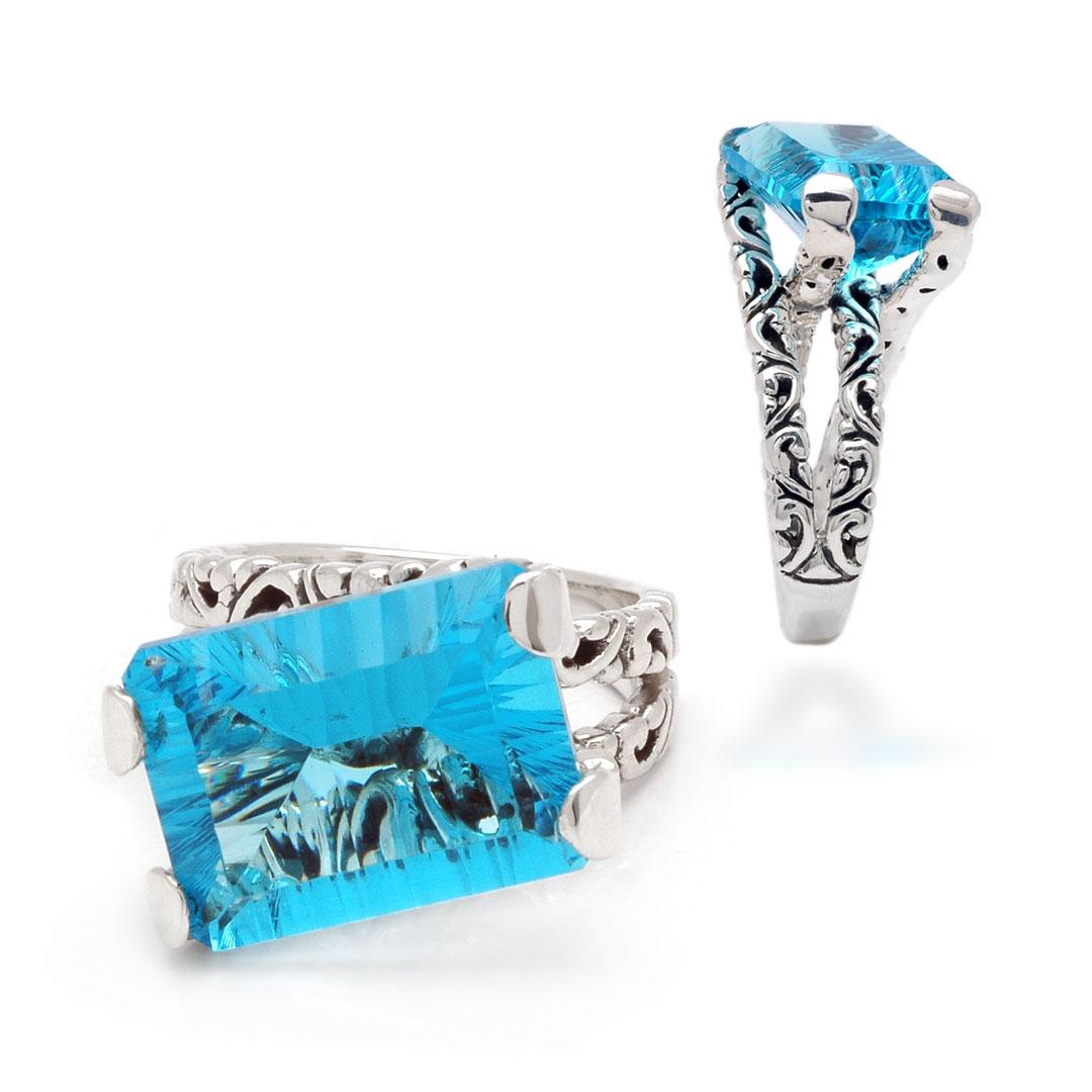 Bali Jewelry Plain SR080-20Bq Gallery 1