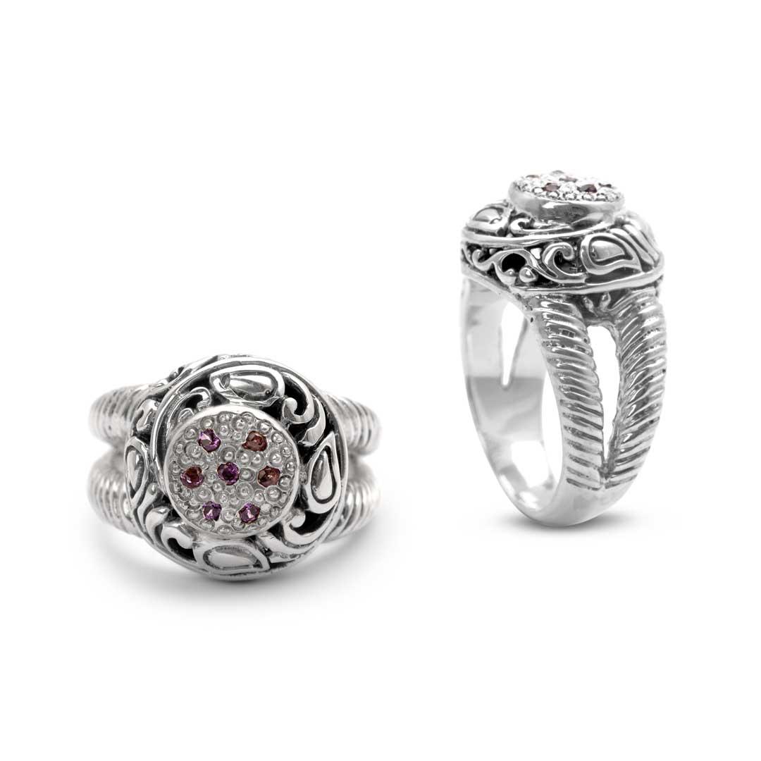 Bali Jewelry Bali Motif SR167-4Am Gallery 1