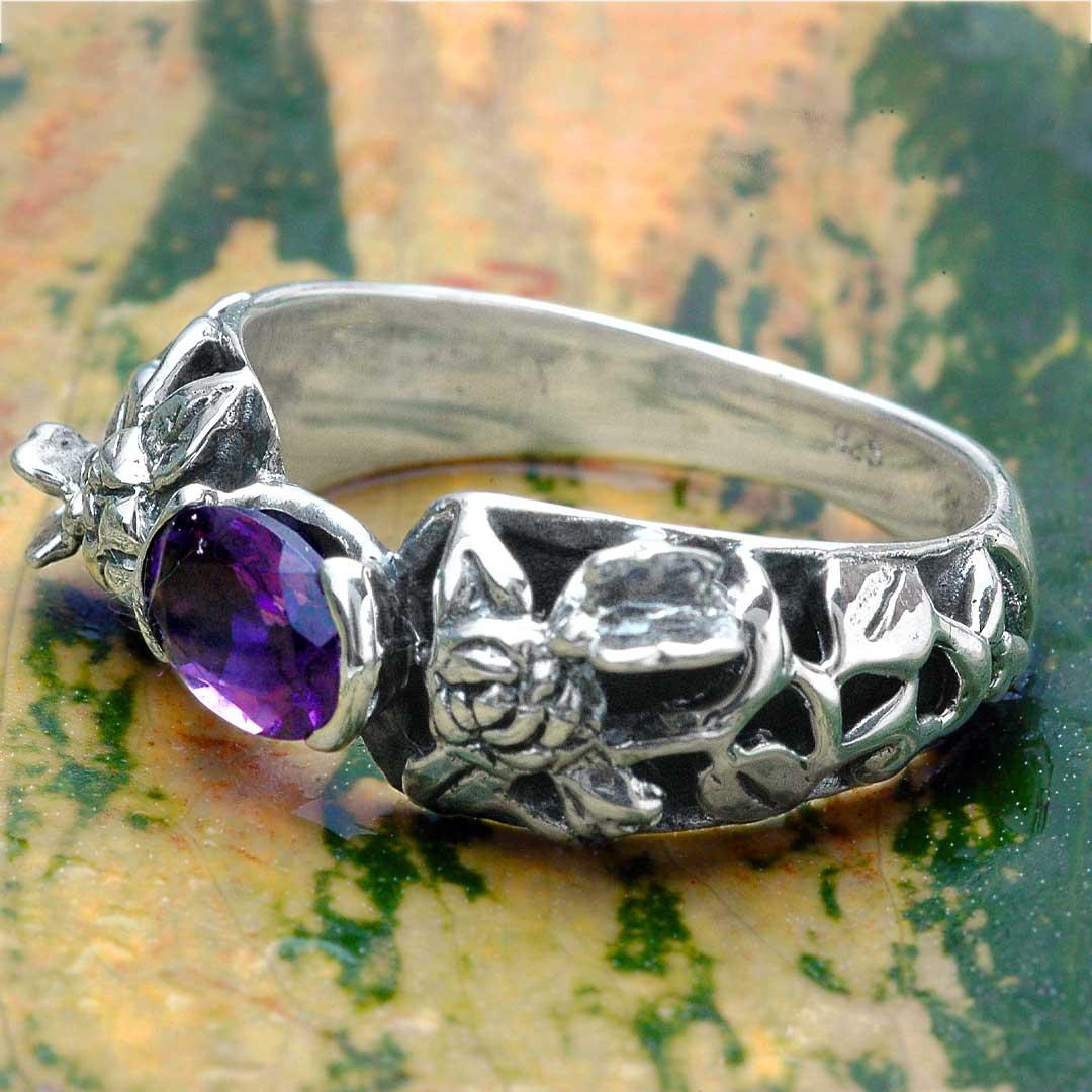Bali Jewelry Butterfly SR613Am Gallery 2