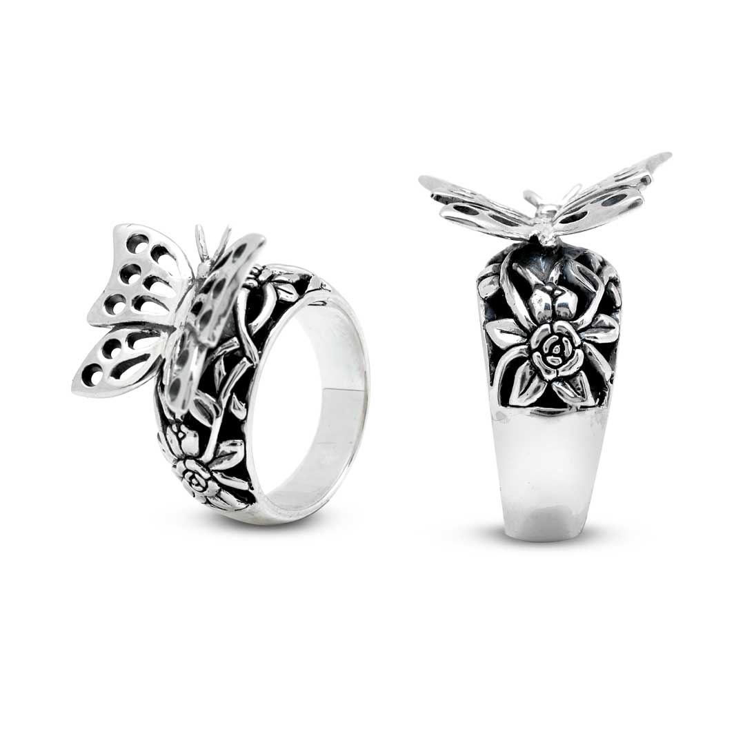 Bali Jewelry Butterfly SR618 Gallery 1