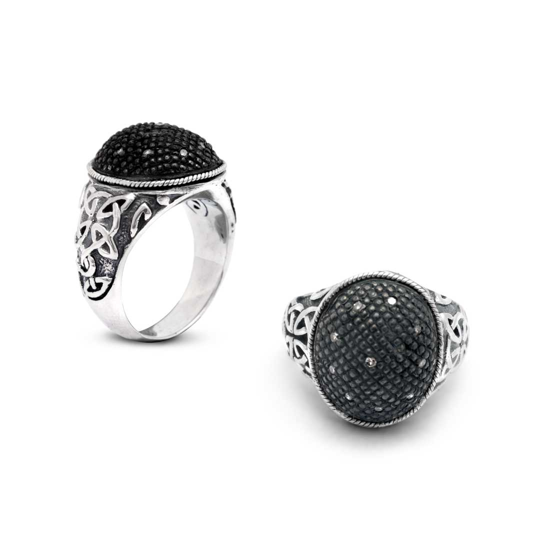 Bali Jewelry Celtic SR701-6Cz Gallery 1
