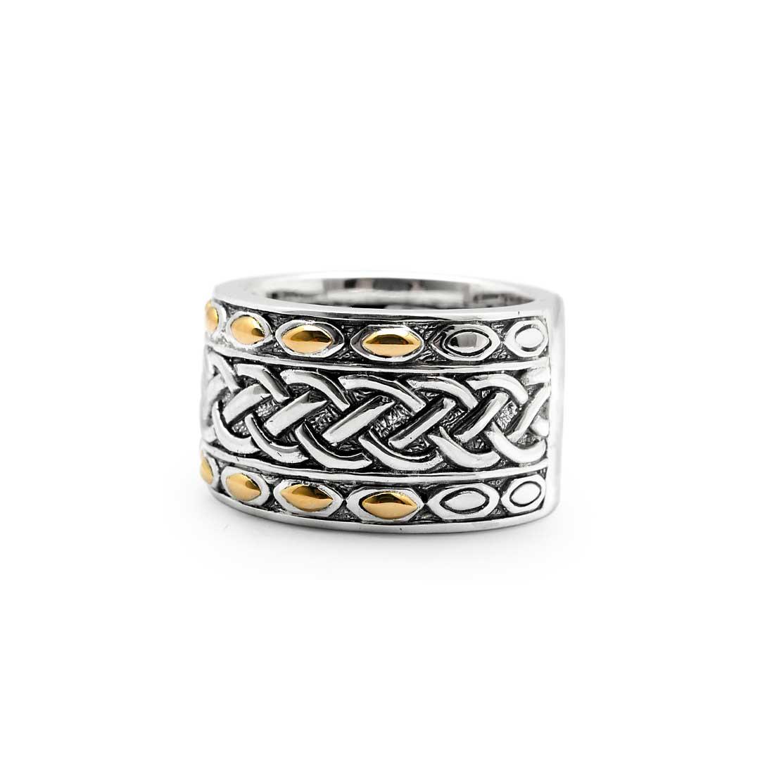 Bali Jewelry Celtic SRG054-10 Gallery 2