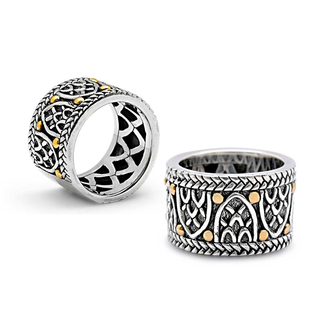 Bali Jewelry Celtic SRG054-8 Gallery 1