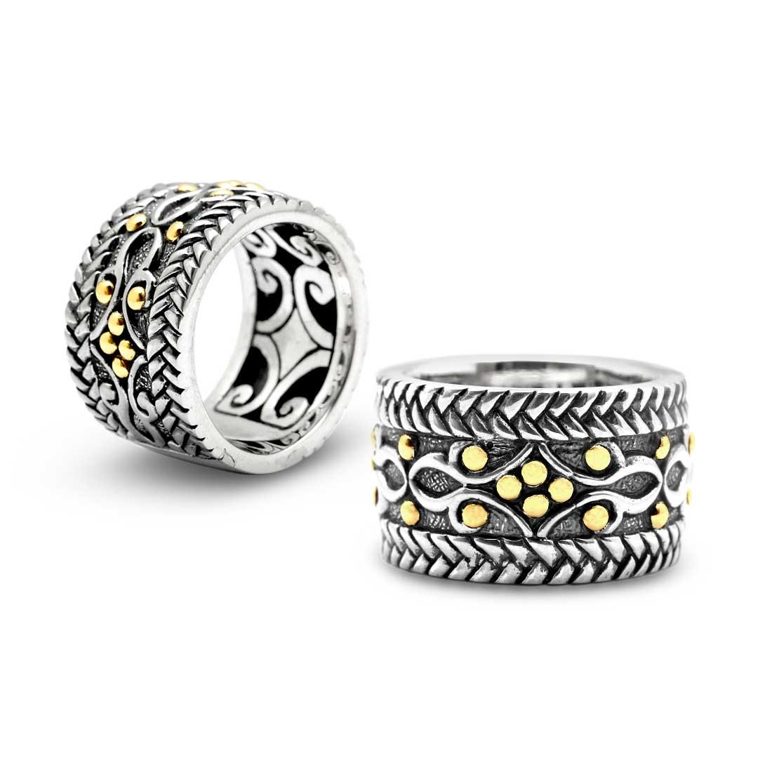 Bali Jewelry Celtic SRG054-9 Gallery 1