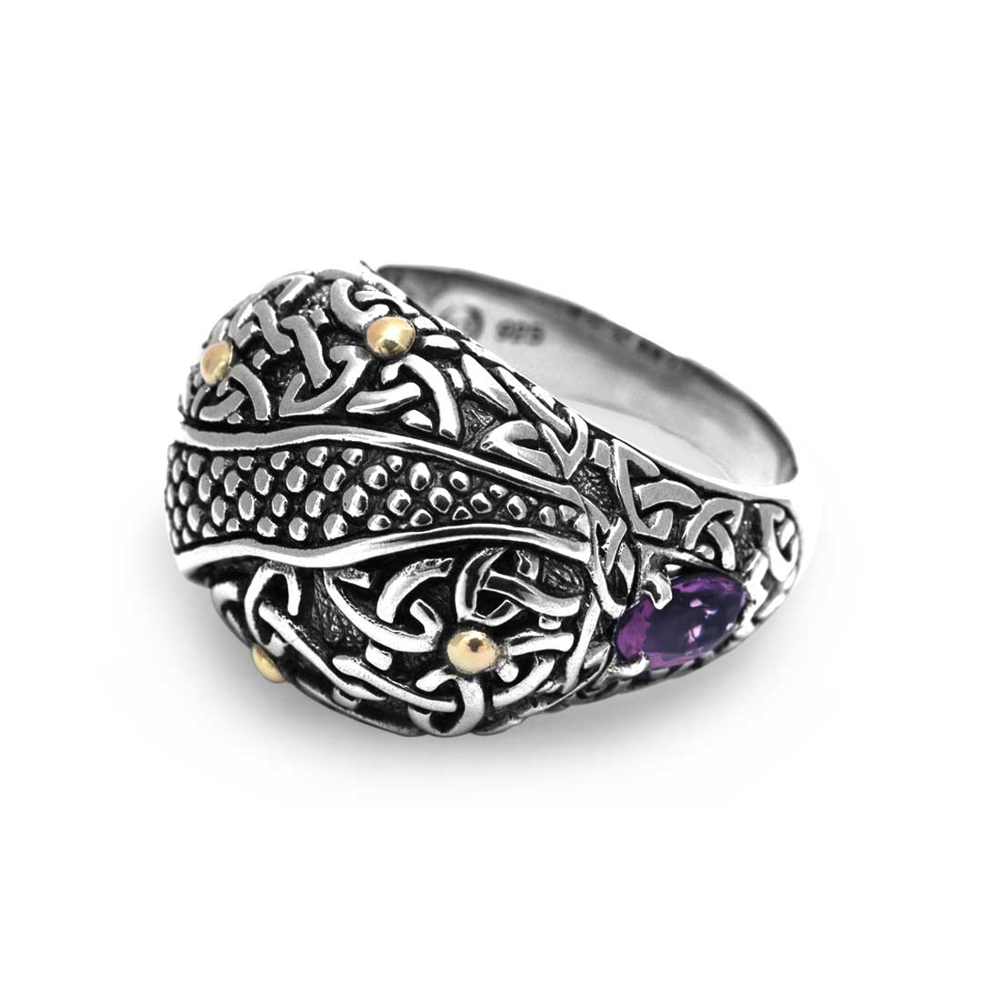 Bali Jewelry Celtic SRG668-1Am Gallery 2