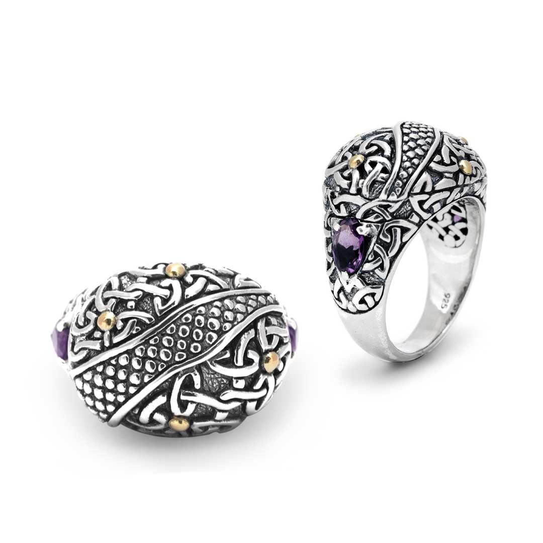 Bali Jewelry Celtic SRG668-1Am Gallery 1