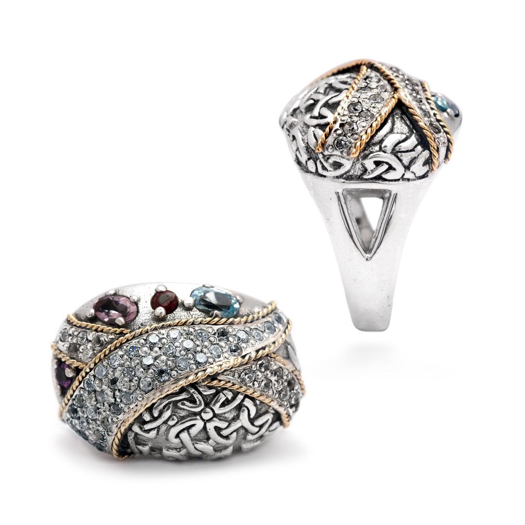 Bali Jewelry Celtic SRG668 Gallery 1