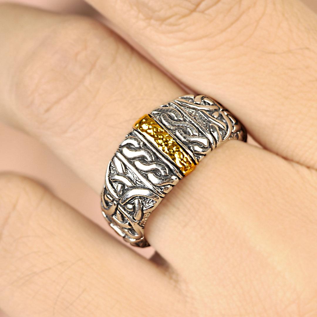 Bali Jewelry Celtic SRG816-2 Gallery 2