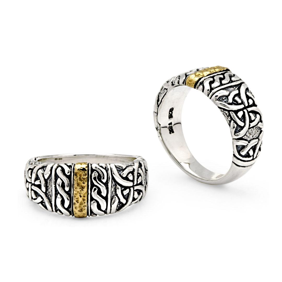 Bali Jewelry Celtic SRG816-2 Gallery 1