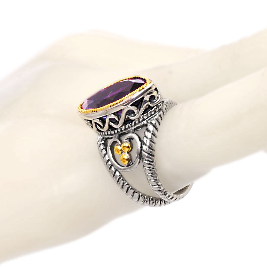 Bali Jewelry Cable SRG824Amq Gallery 2