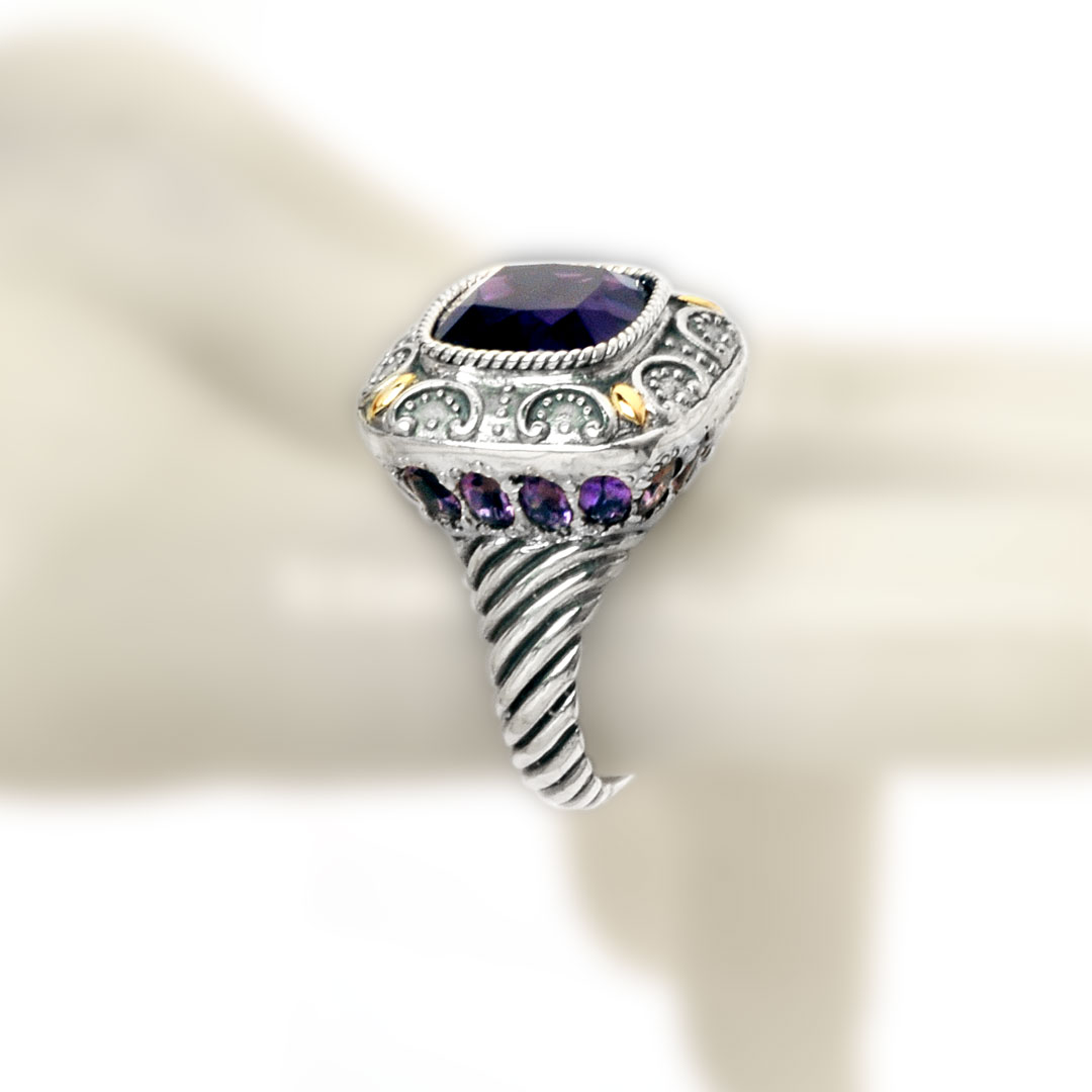 Bali Jewelry Cable SRG828Amq Gallery 2